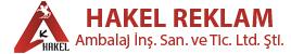 Hakel Reklam Samsun Logo
